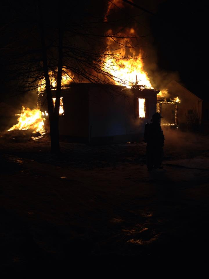 Assist on a Residential Fire part of an eventful week at HFC